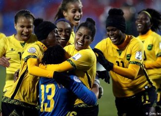 Reggae Girlz Defeat Panama at Concacaf Women's Championship