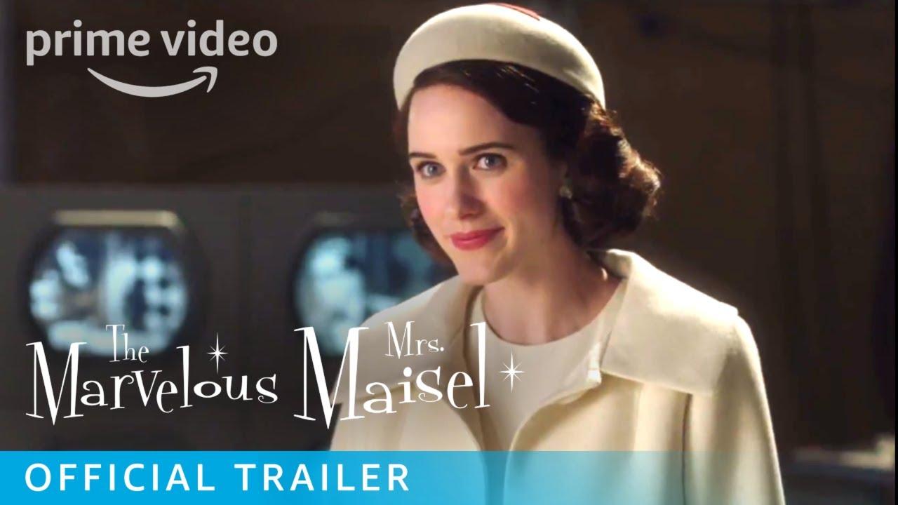 The Marvelous Mrs. Maisel on Amazon Prime