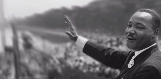 Dr. Martin Luther King Jr., Peace, Freedom and Justice