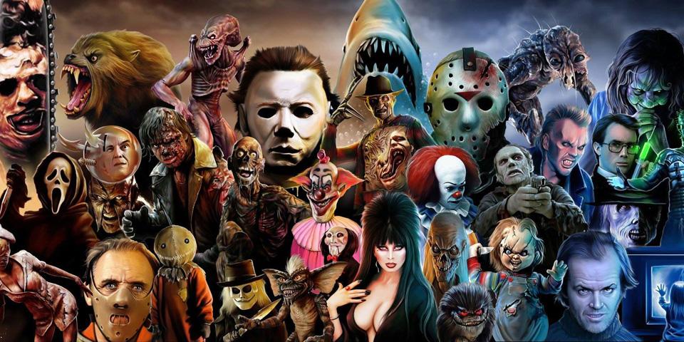 10 Deadliest Horror Movie Monsters, Ranked