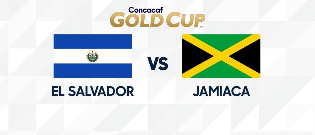Jamaica vs El Salvador (Live)