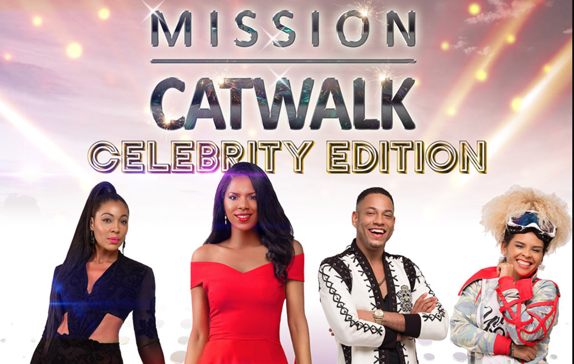 Mission Catwalk | Season 6 | Celebrity Edition