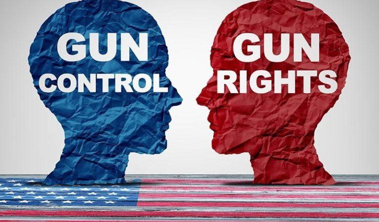 Poll: Where Do You Stand On The Gun Debate?