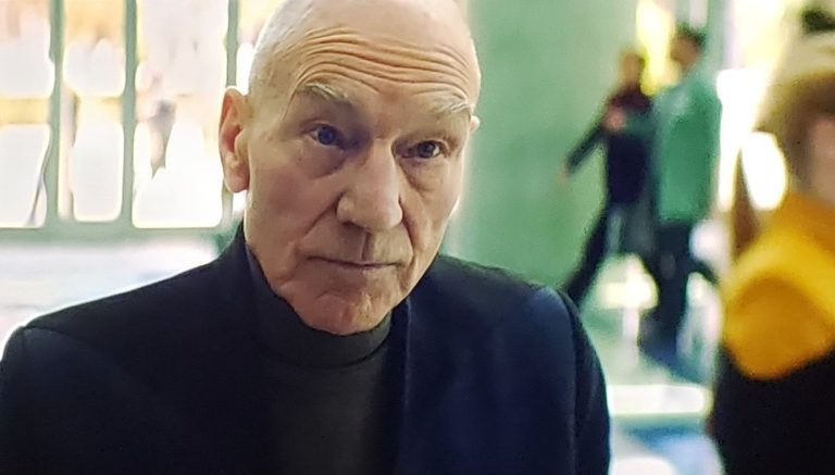 Star Trek: Picard First Episode Review