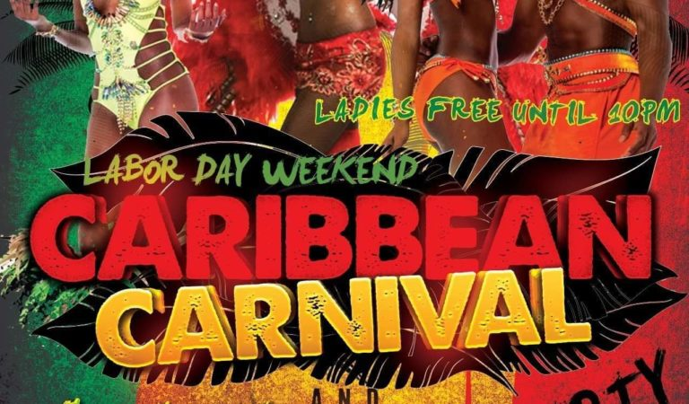 Event: Labor Day Weekend Caribbean Carnival Party in Okinawa