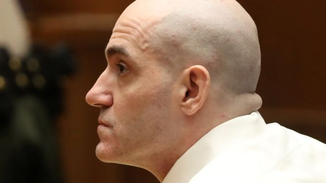 'Hollywood Ripper' Michael Gargiulo found guilty of double murders