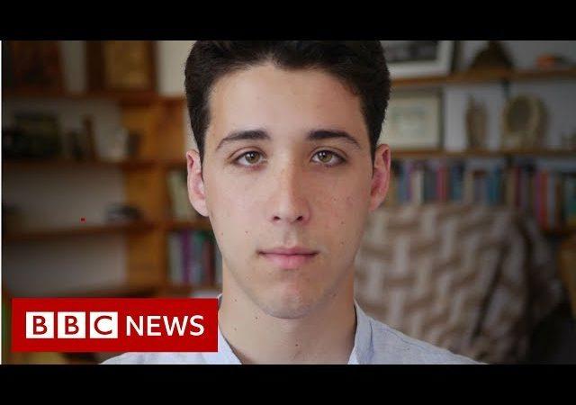 'I took an internship at a monastery' – BBC News