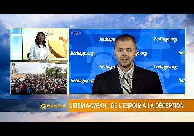 Liberia: George Weah losing popularity? [The Morning Call]