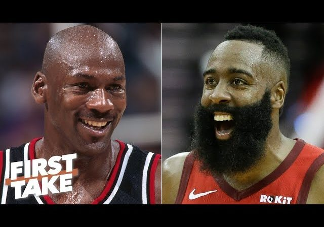 Calling Harden a better scorer than MJ is absurd – Will Cain rips Daryl Morey | First Take