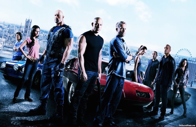 The Fast and Furious Movies Ranked From Lowest to Highest