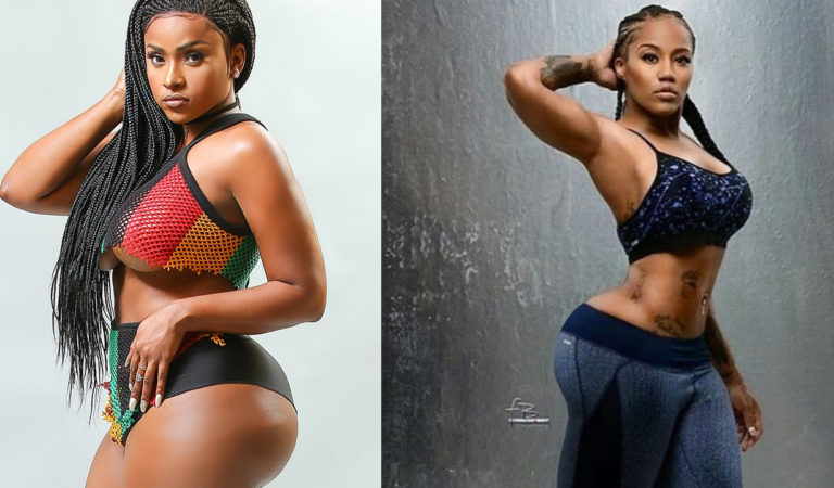 Poll: Yanique Curvy Diva vs Jhonni Blaze who would be the Twerking Queen?
