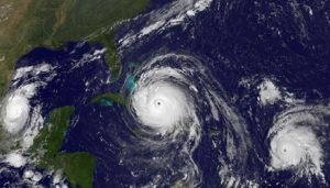 Barbados major damage from Hurricane Dorian