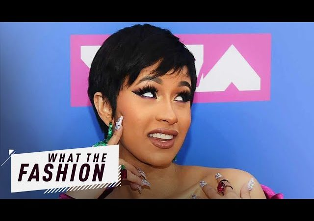 Cardi B Rocks a New Udderly Fantastic Trend | What the Fashion | S2, Ep. 22 | E! News