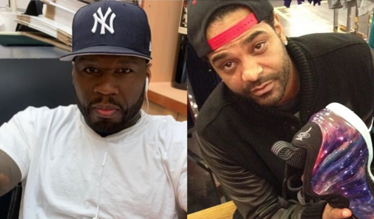 50 Cent Slams Jim Jones For Being Alleged Federal Informant In Tekashi 6ix9ine Case