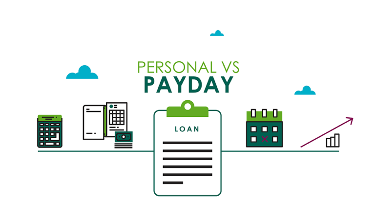How To Choose Between Payday Loan and Personal Loan