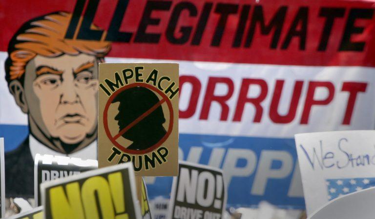Finally Impeachment Inquiry Into Donald Trump Announced