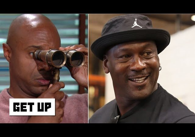 Michael Jordan says Steph Curry isn't a Hall of Famer, and Jay Williams goes off | Get Up