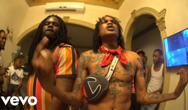 """Tommy Lee Sparta and Arsonal Drops Video For Cross-over Single """"Killers"""""""