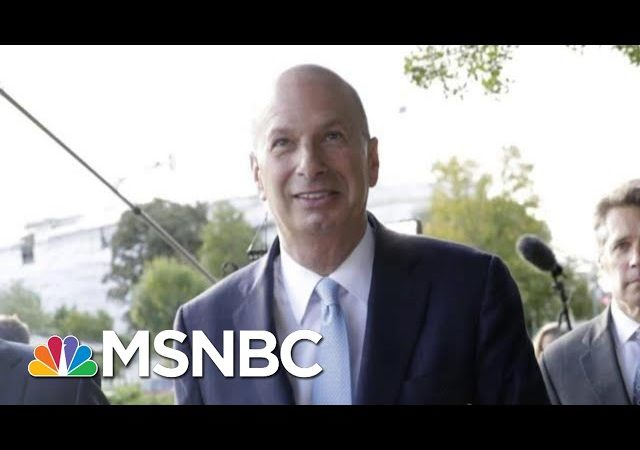 State Dept. May Investigate Diplomats' Personal Cell Phone Use After Sondland | Morning Joe | MSNBC