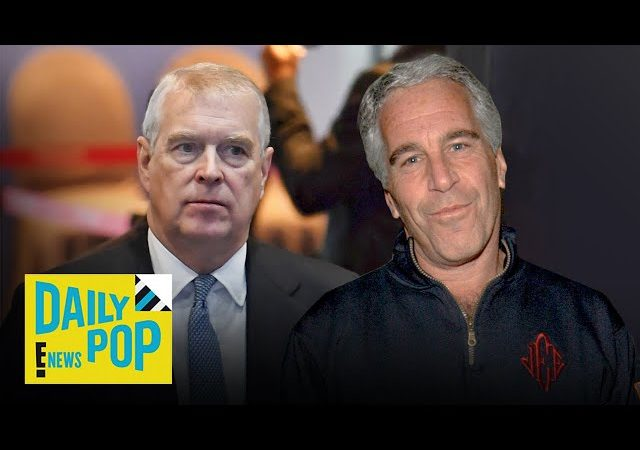 """Prince Andrew """"Should Go to Jail"""" Claims Jeffrey Epstein Accuser 