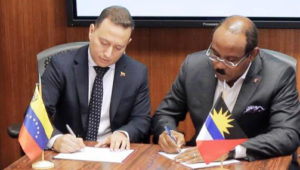 Antigua secures LIAT loan after meeting in Venezuela