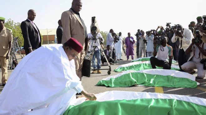 Niger army base attack: West African leaders call for more help