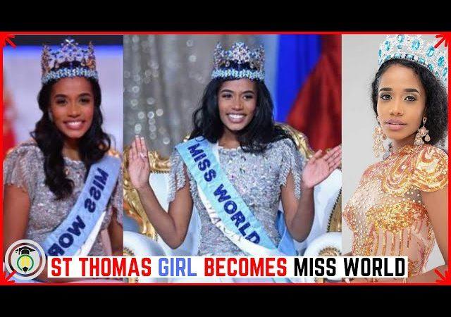 Jamaica's Toni-Ann Singh WINS Miss World 2019 🇯🇲🌎🇯🇲