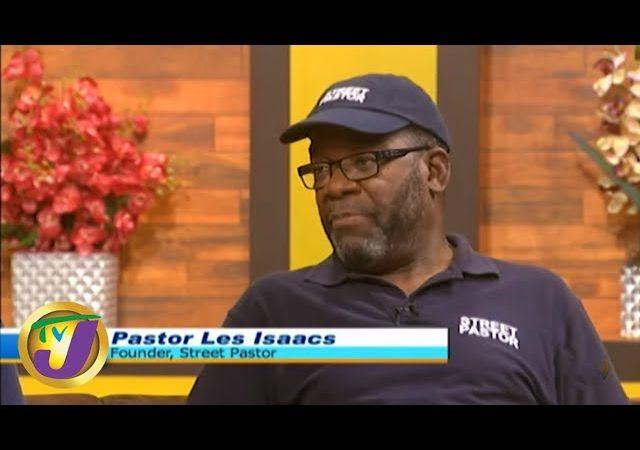 TVJ Smile Jamaica: Street Pastor Les Isaacs – January 27 2020