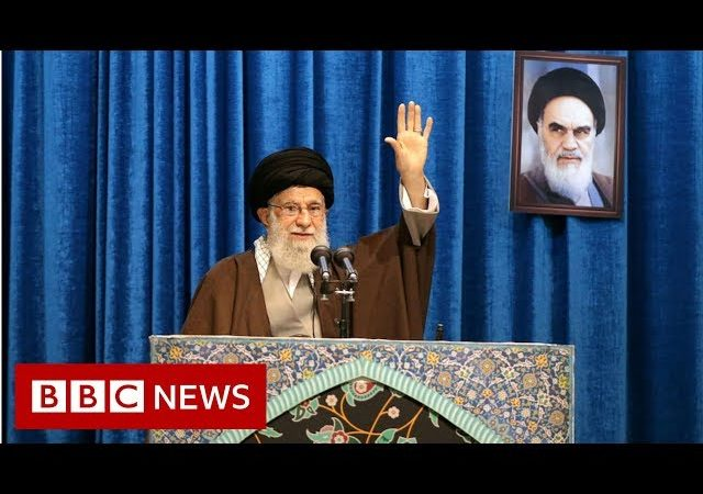 Iran plane crash: Khamenei defends armed forces in rare address – BBC News