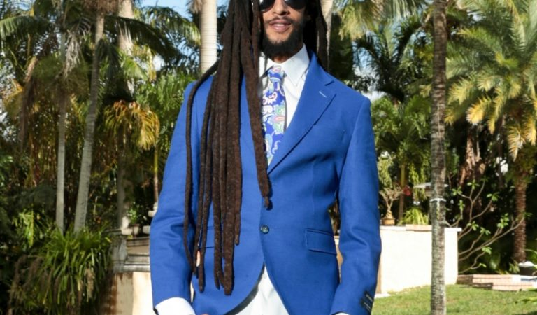 Julian Marley Heads to Los Angeles for the  62nd GRAMMY Awards
