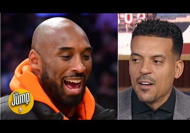 Kobe once surprised Matt Barnes' kids with a private hoops workout on their birthday   The Jump