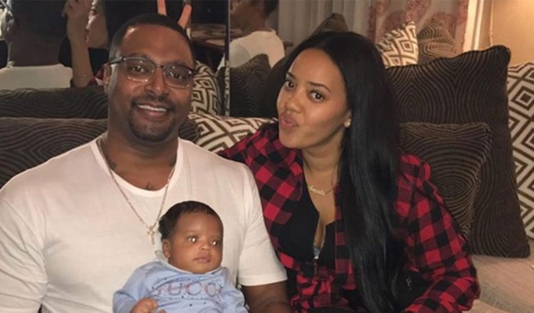 Angela Simmons Breaks Down Over Son Asking About His Father: 'Growing Up Hip Hop'