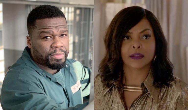"50 Cent Told Taraji P. Henson That Jussie Smollet Is Why ""Empire"" Cancelled"