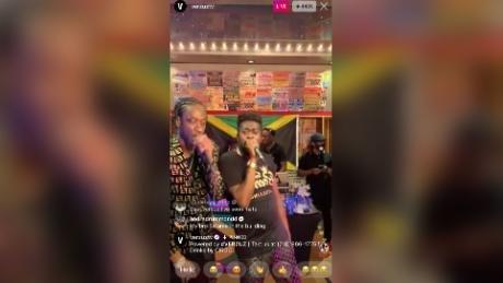 Beenie Man and Bounty Killer compete in first reggae battle on Instagram Live
