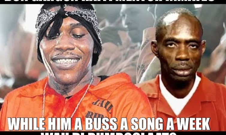 MEME: What Ninjaman Think About Vybz Kartel In Prison