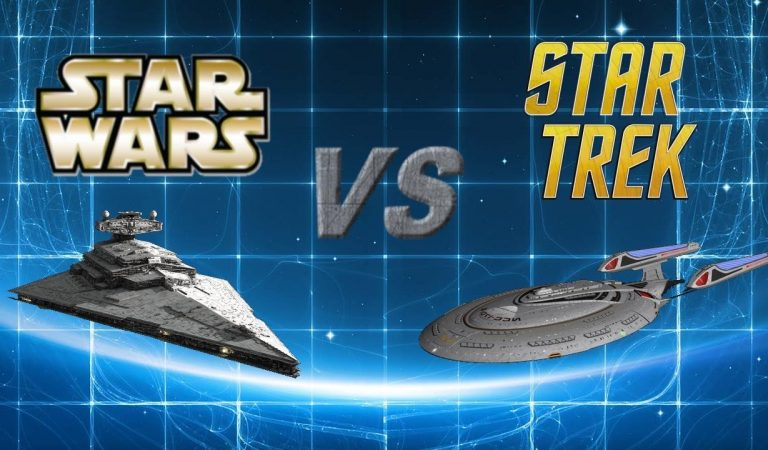 Poll: Star  Trek vs Star Wars
