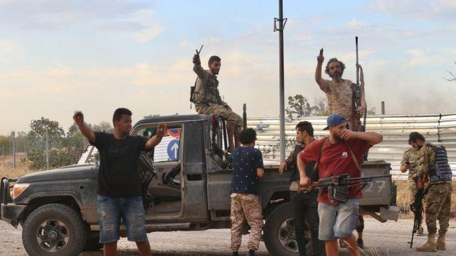 Libya conflict: GNA regains full control of Tripoli from Gen Haftar