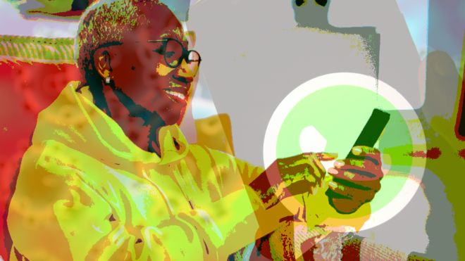 Letter from Africa: Why Nigerians are muting their mothers on WhatsApp