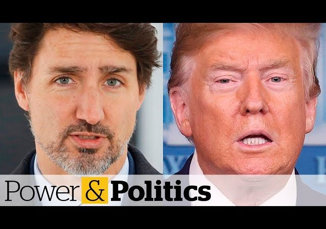 Trudeau passes on U.S.-Mexico meeting in Washington