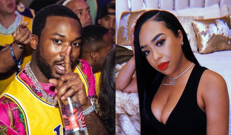 DaBaby's Ex B. Simone Wants Meek Mill To Put A Baby In Her Belly