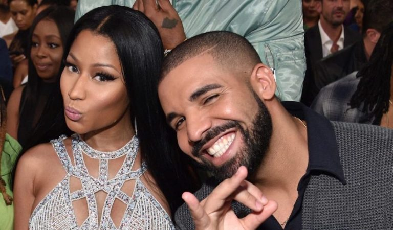 Drake Reacts To Nicki Minaj's Playdate Request For Her Son And Adonis