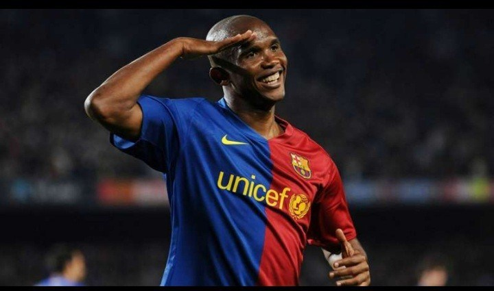 Samuel Eto'o: Spanish third division club Racing Murcia claim opportunity to sign Barcelona legend