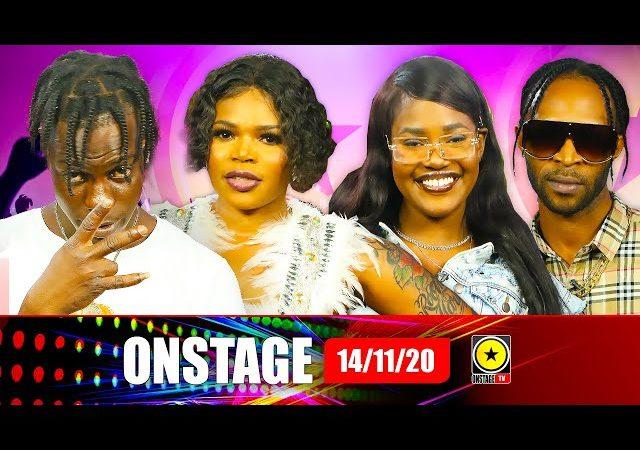 Rytikal, Insideeus, Queen Nikki, Monifa – Onstage November 14 2020