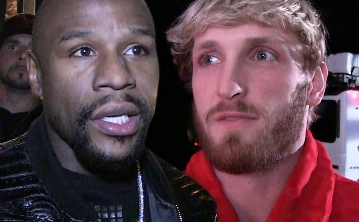Floyd Mayweather Says He'll Fight Logan Paul, I'll Smash You Like McGregor