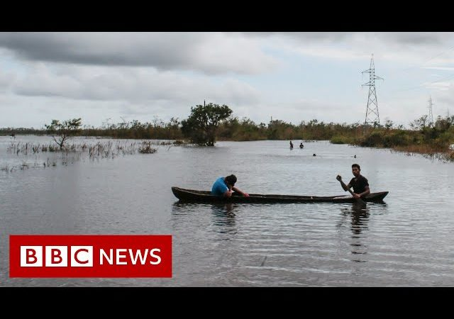 Hurricane Iota: Storm causes devastation in Central America – BBC News