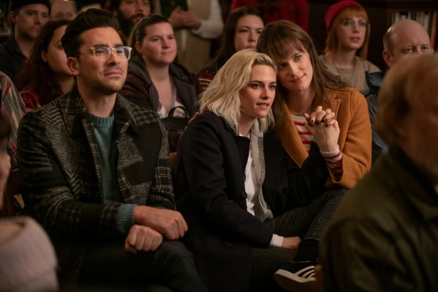 'Happiest Season' Film Review: Kristen Stewart Makes Merry in LGBT Christmas Farce
