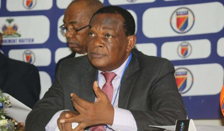 FIFA: Haiti soccer chief Jean-Bart guilty of abuse, barred for life