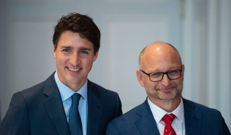 One of Justice Minister David Lametti's donors gets a judicial appointment