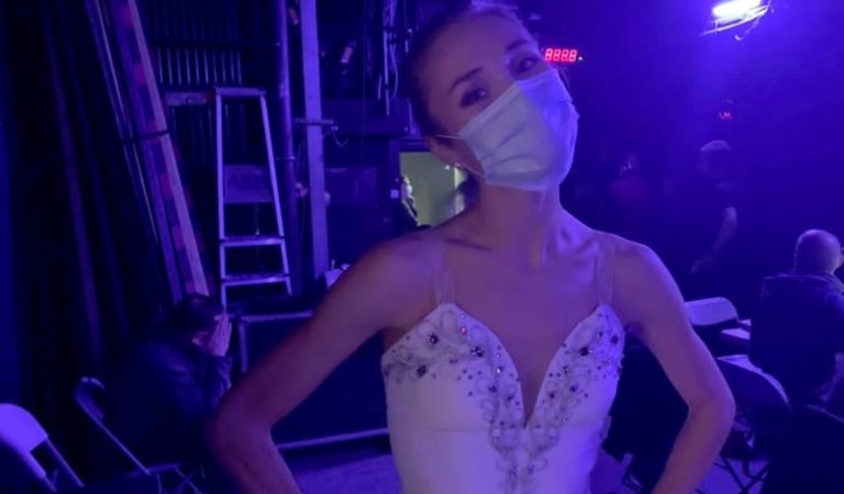 How Russia's famed Bolshoi is dancing its way through the COVID-19 pandemic