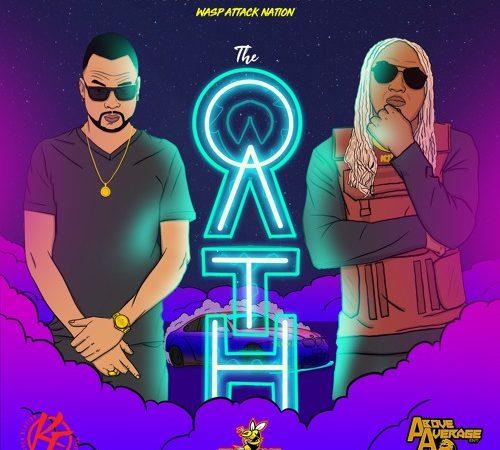 "Krossfayah Presents WASP ""Attack Nation"" Mixtape"